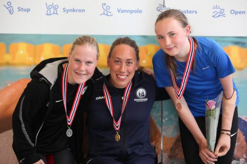 Sølvmedalje Lara Edvardsen